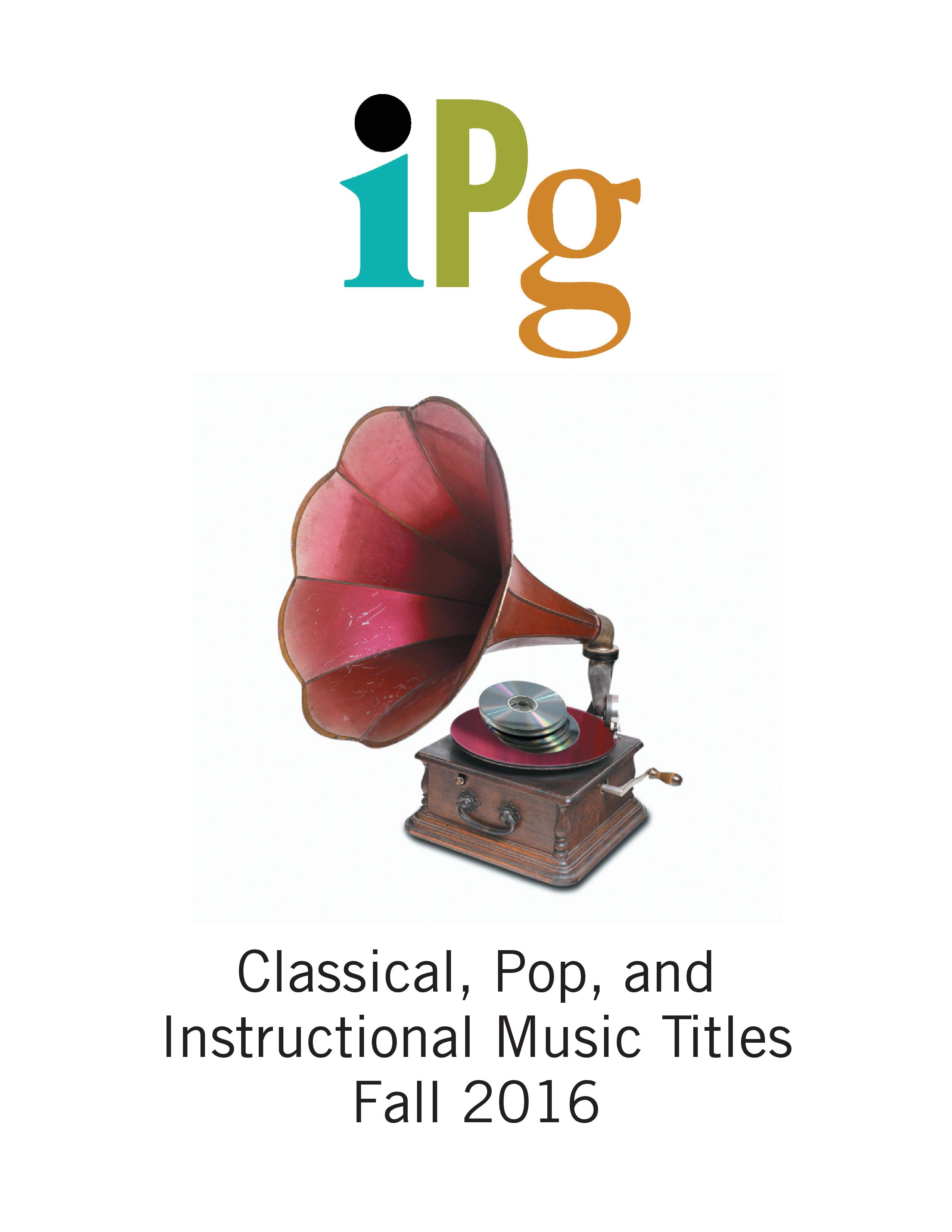 Classical, Pop, & Instructional Music Titles