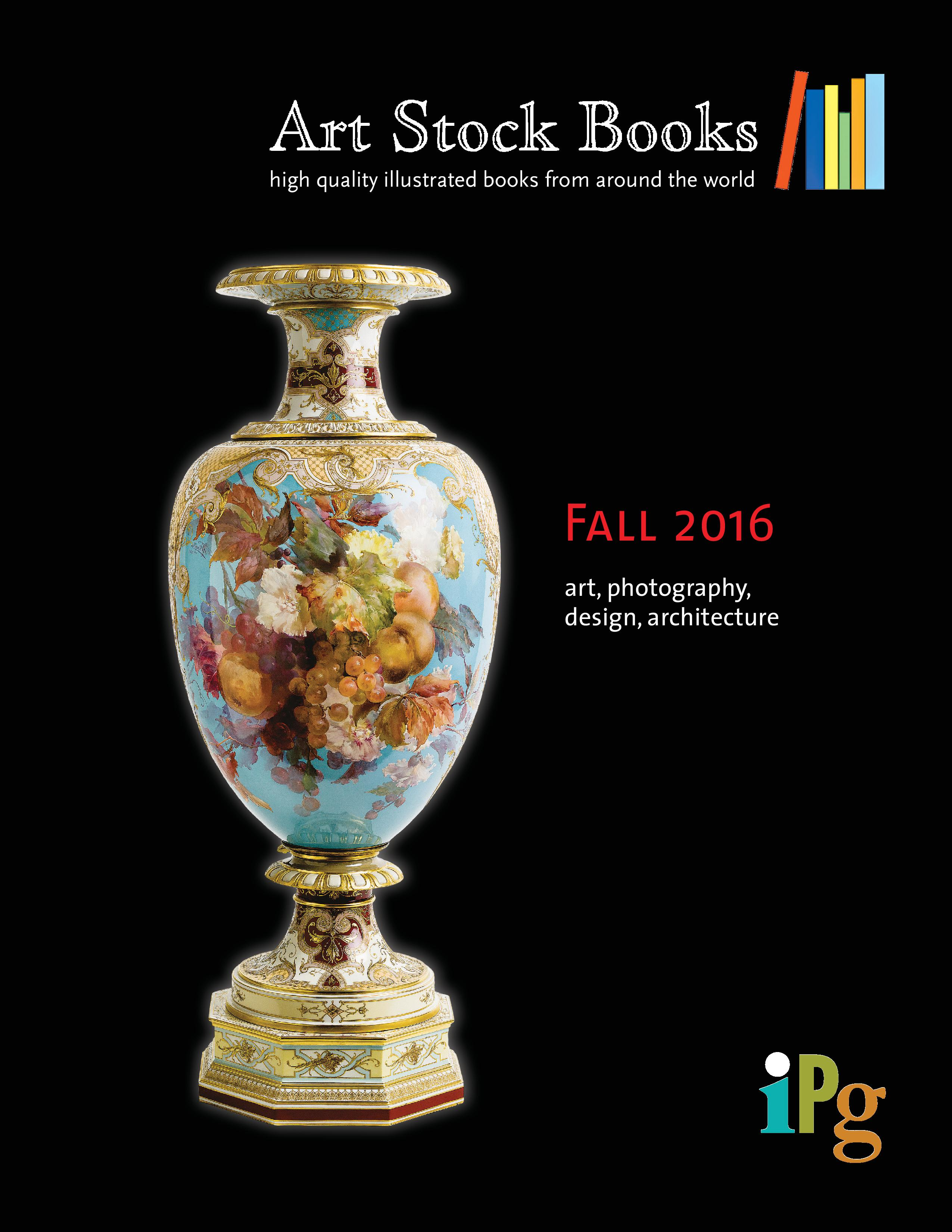 Fall 2016 Art Stock Books