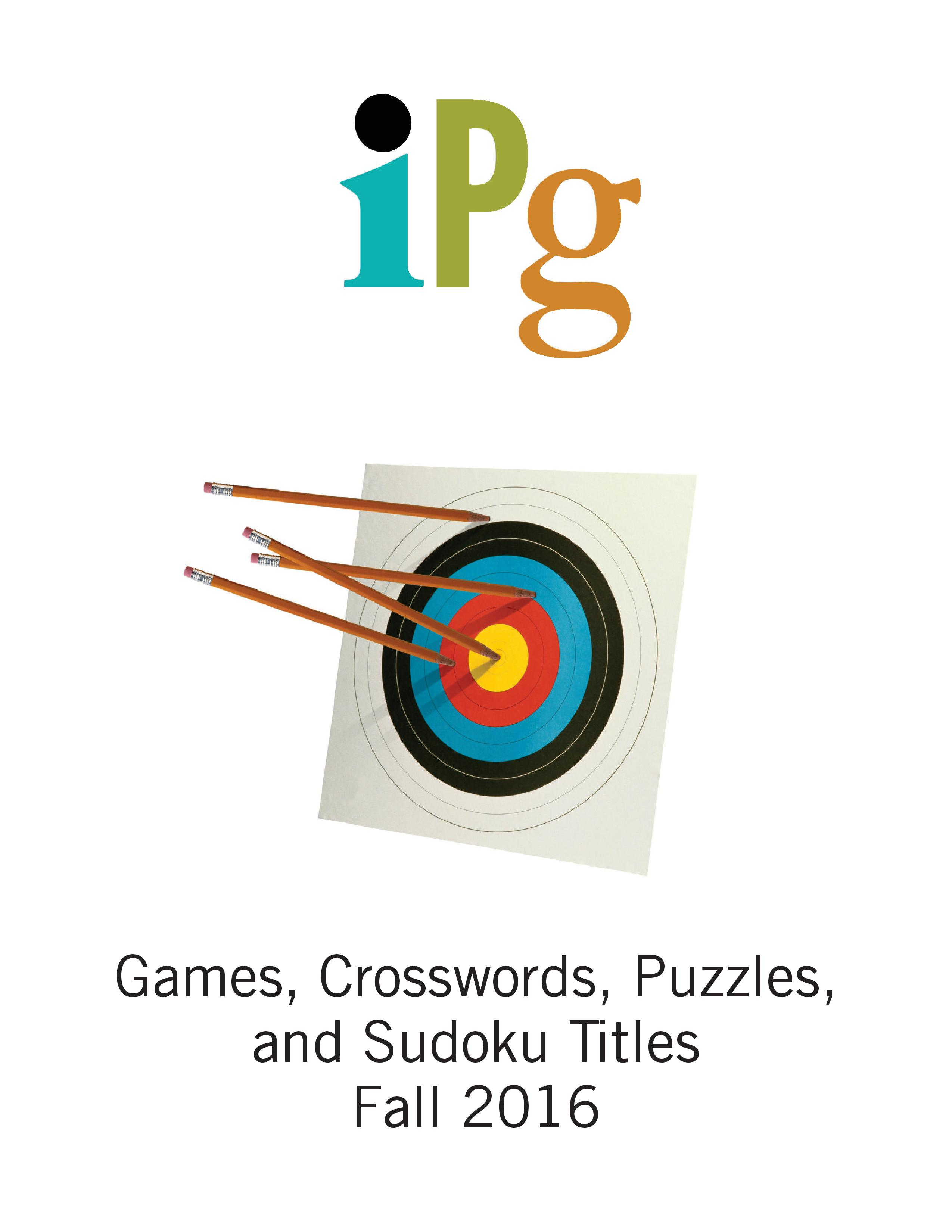 Games, Crosswords, Puzzles, and Sudoku Titles