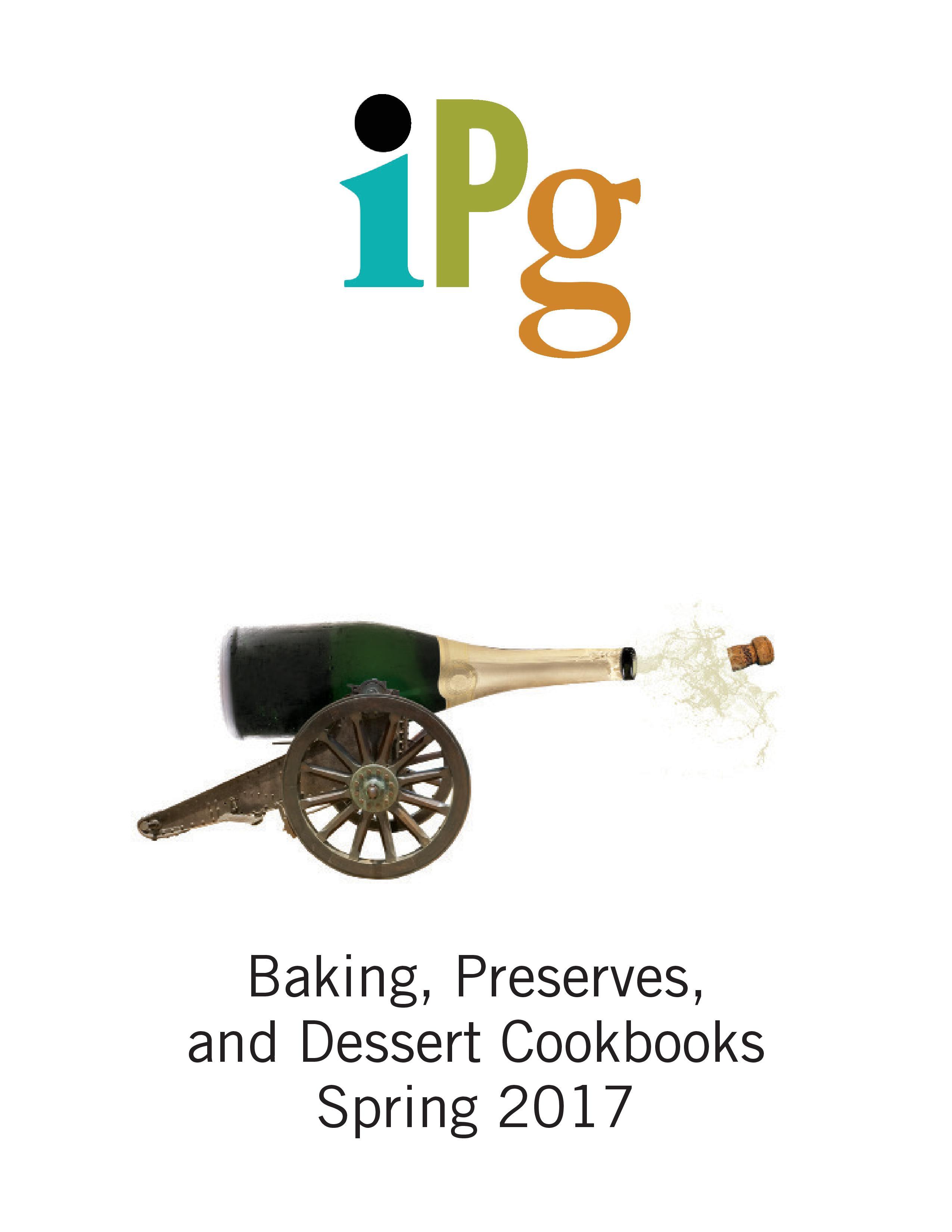 Baking, Preserves, and Dessert Titles