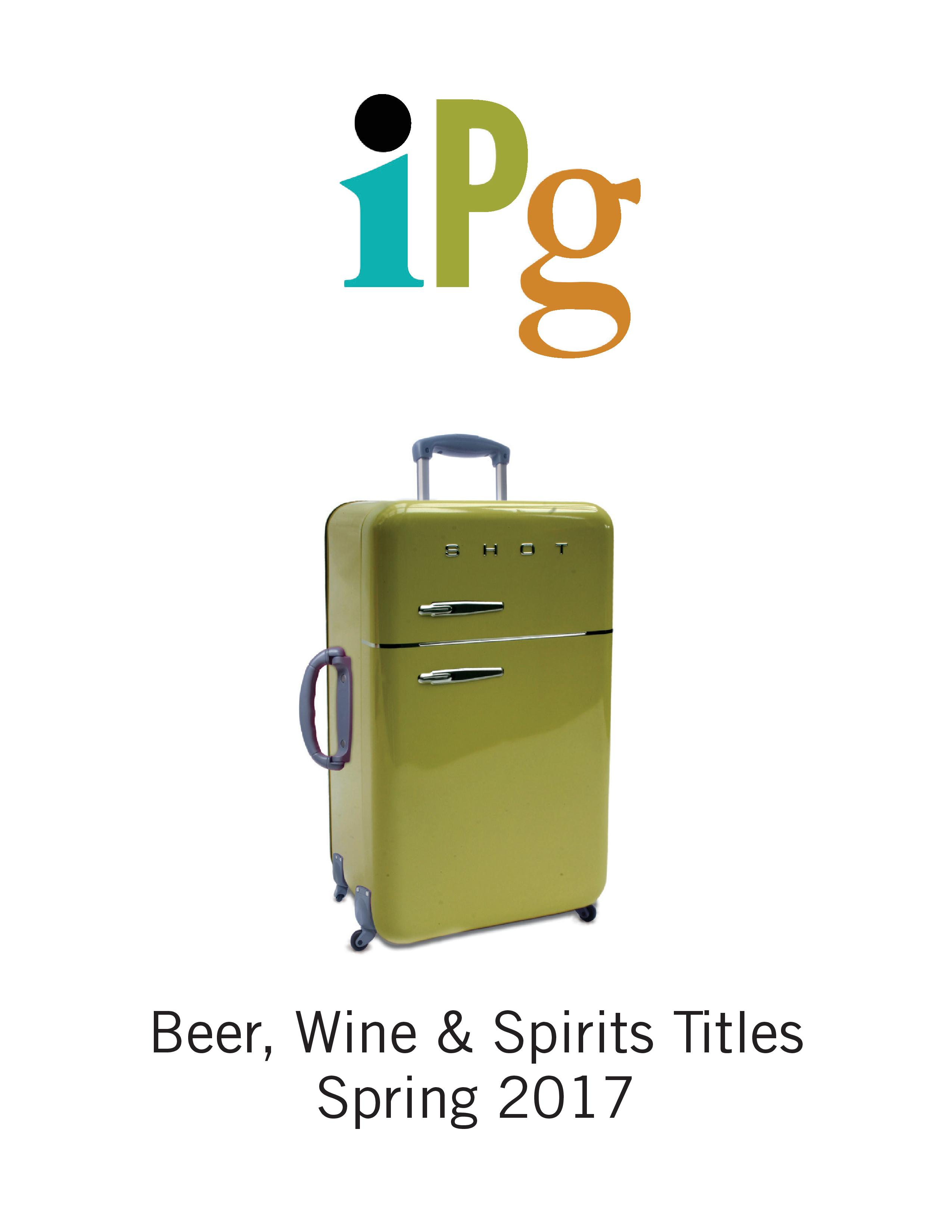 Spring 2017 Beer, Wine, & Spirits Titles