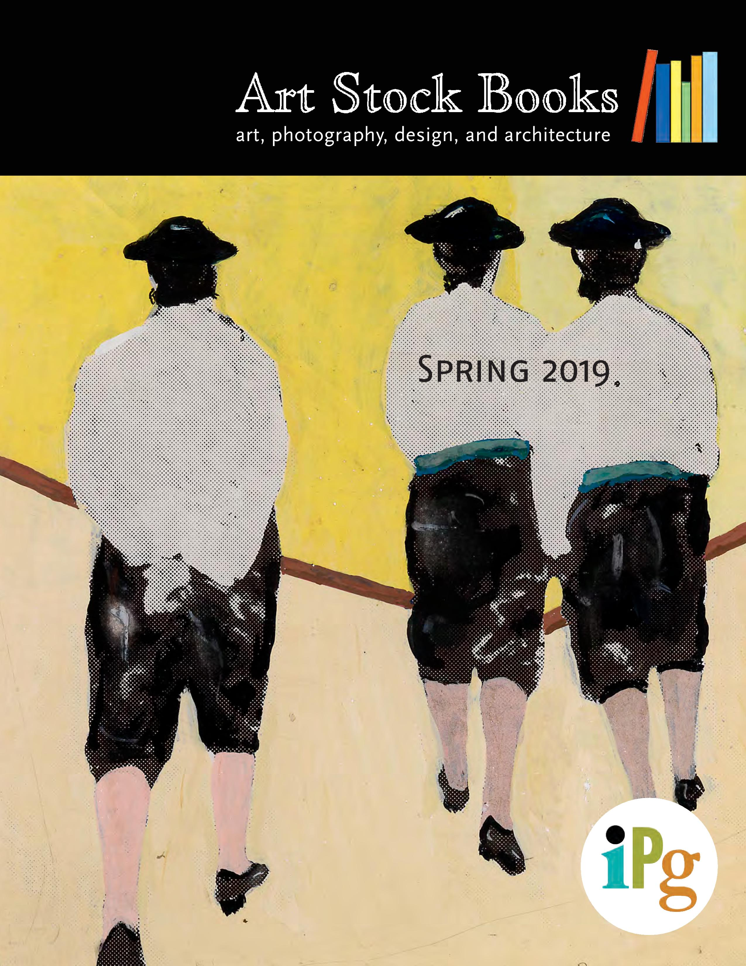 Art Stock Books Spring 2019 Catalog