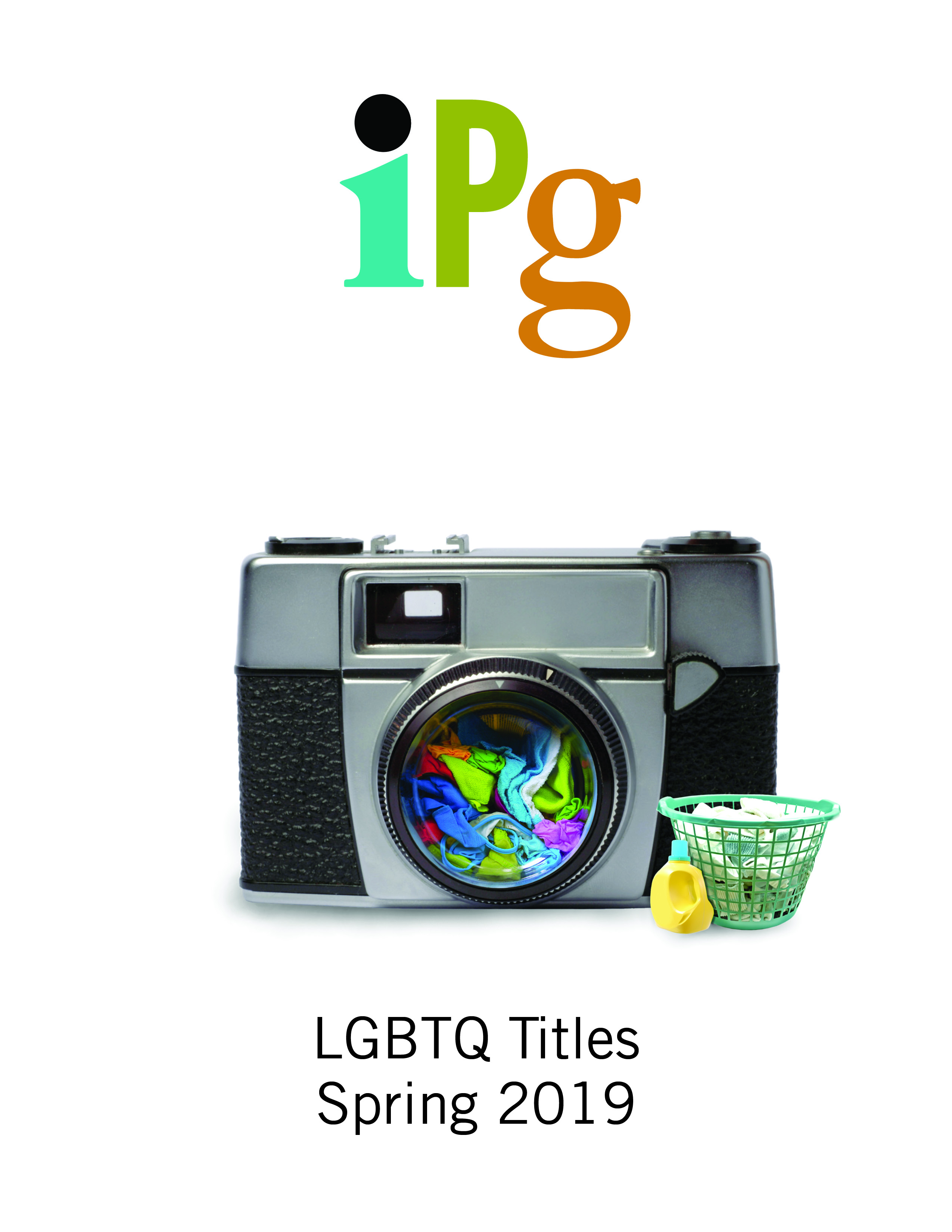 Spring 2019 LGBTQ+ Interest Titles