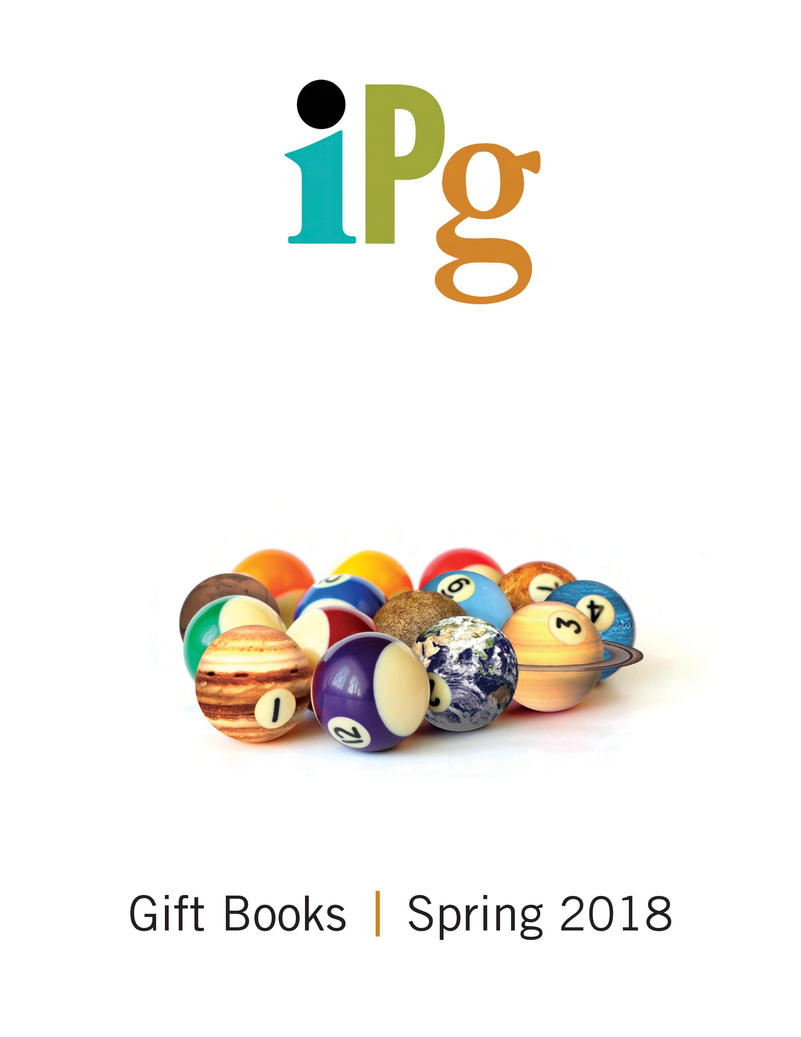 IPG Spring 2018 Gift Books Catalog